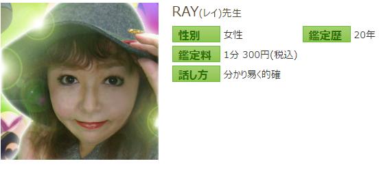 ピュアリ ray
