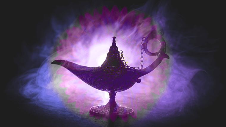 電話占い魔法のランプ