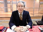 山水孝人先生(さんすいし こうじん)